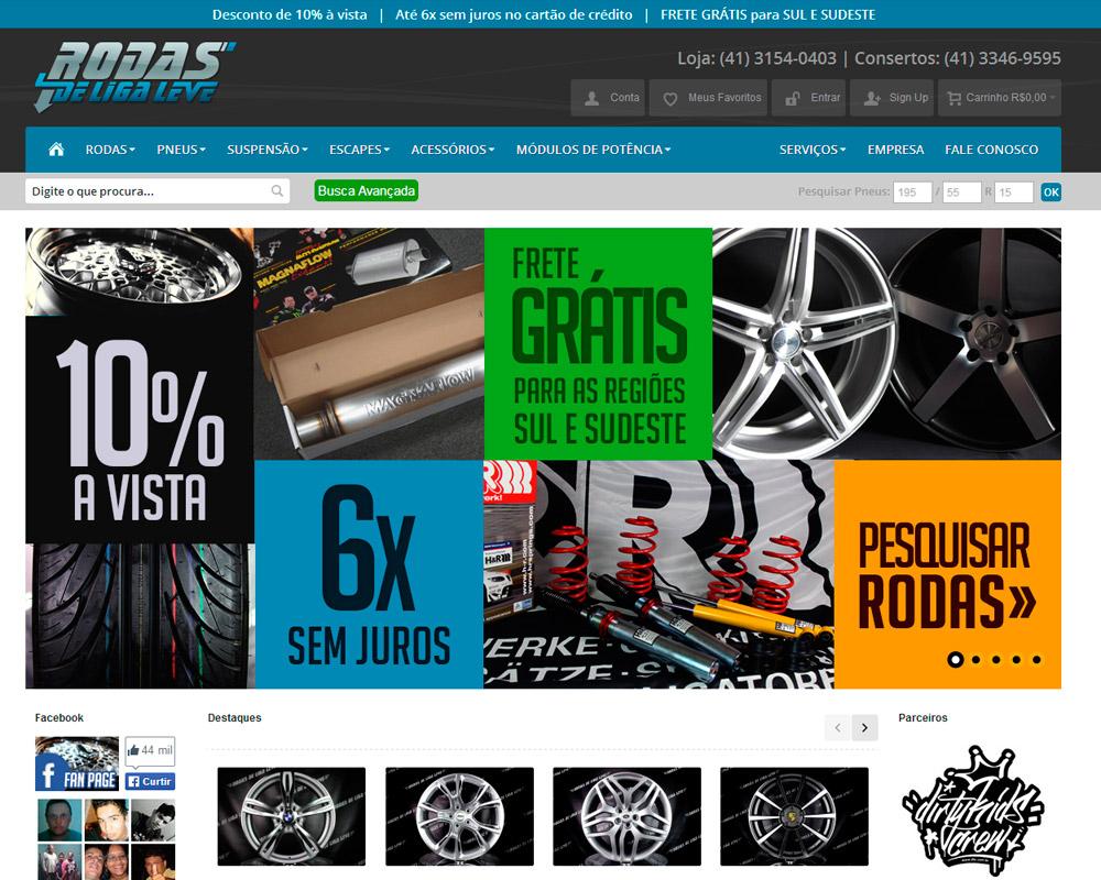 43f7ab19c Veja abaixo alguns sites criados por nós para lojas ou empresas que possuem  catálogos de produtos online